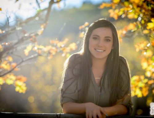 Sarah Lancaster Durango High School Senior Pictures