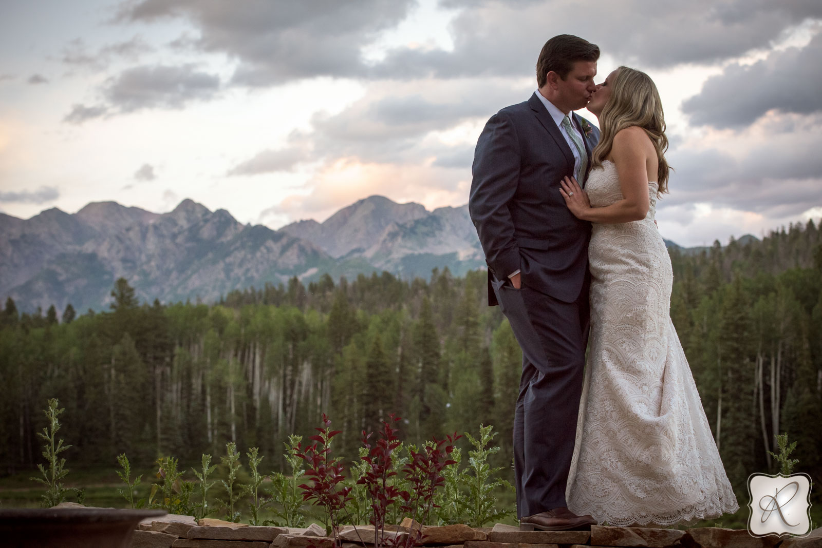 Durango Wedding Photographer Allison Ragsdale Picture of Alex and Davis