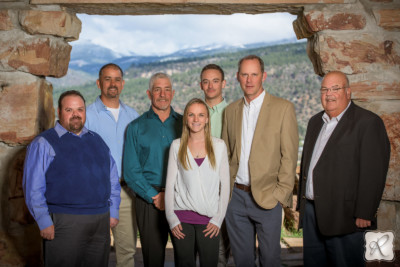 Group Headshot Picture of the Clements Group