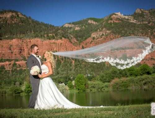 Kathryn and Nicholas's Wedding at River Bend Ranch Durango Colorado