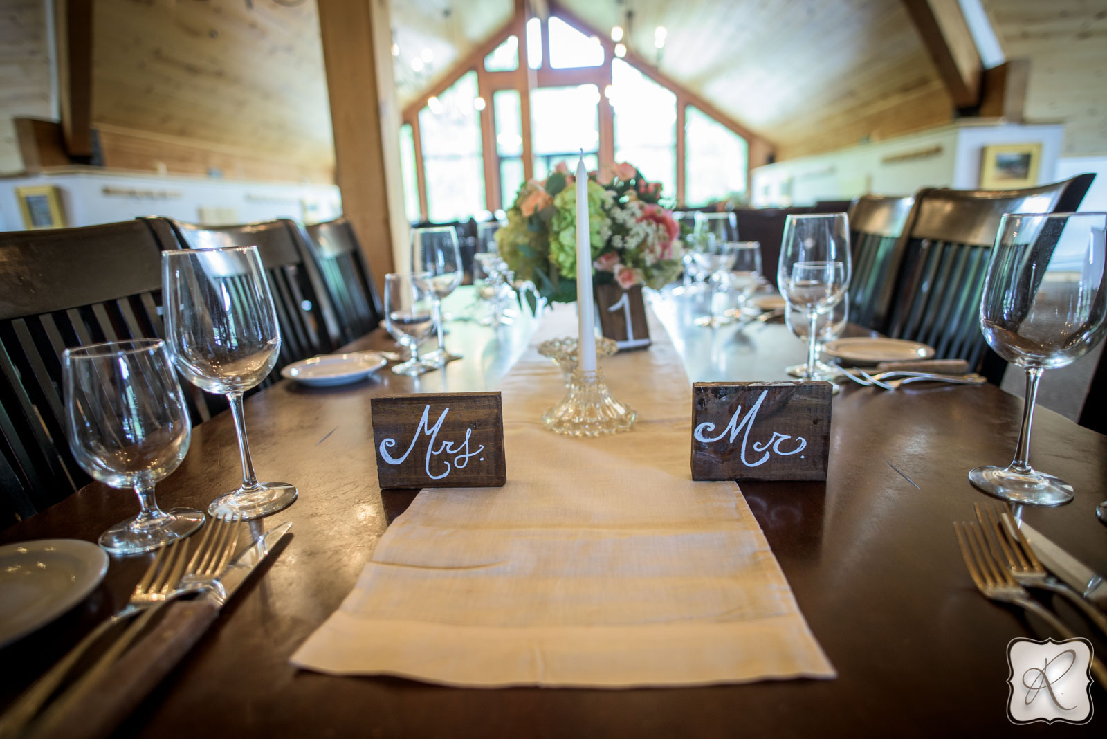 Silver Pick Lodge Wedding