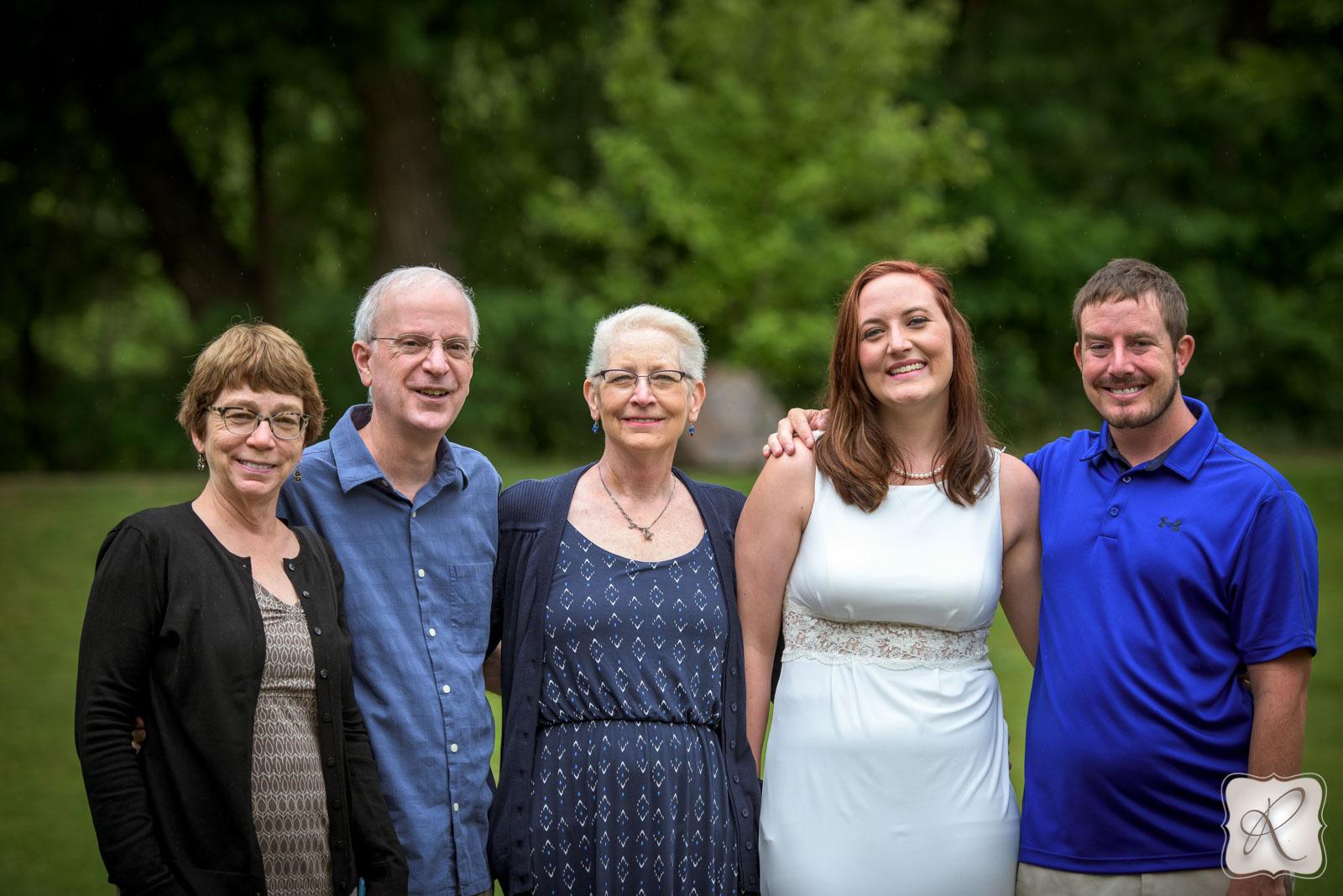 Wyckoff family Durango Colorado