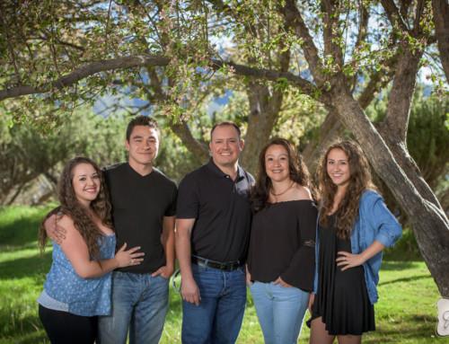 Lopez Family Pictures Durango Colorado