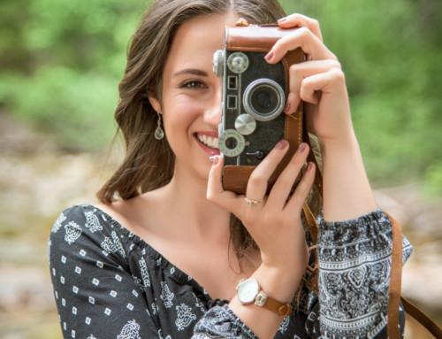 Bella Sage's Senior Pictures Bayfield Colorado
