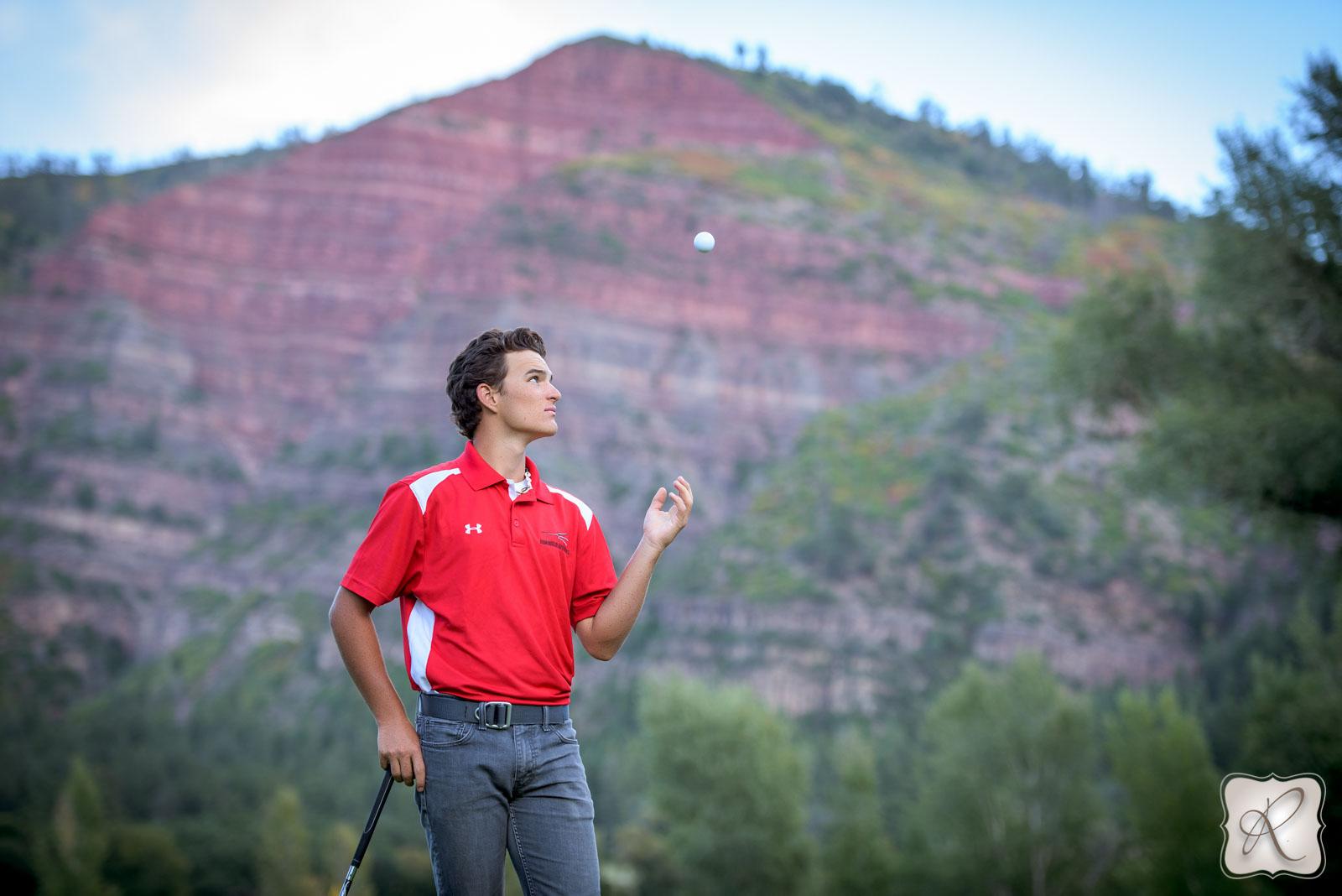 Durango High School Golf