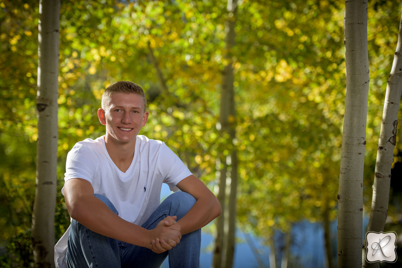 Fall Senior Portraits