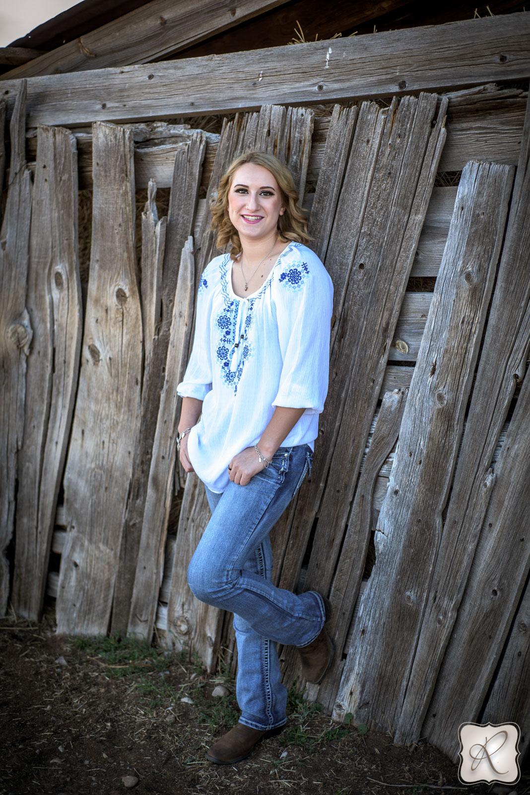 Rustic Senior Pictures
