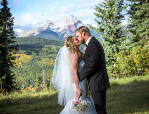 Brittany & Dave's Durango Wedding