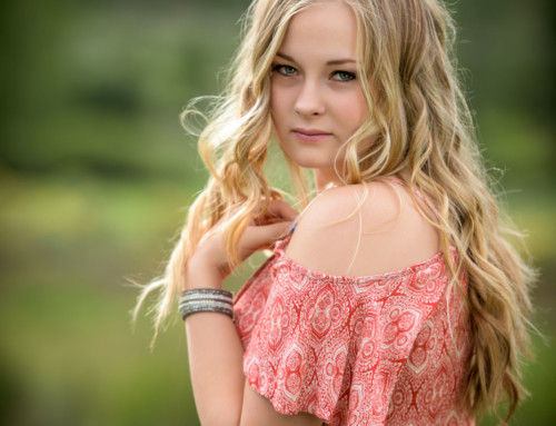 Stephanie Bayse's Durango Senior Portraits