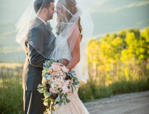 Elizabeth and Jesse's Telluride Wedding