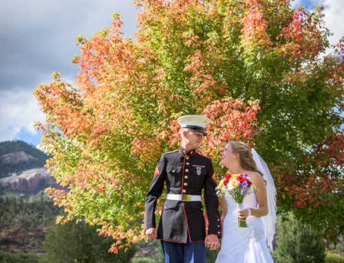 Maggie and Garett's Durango Wedding