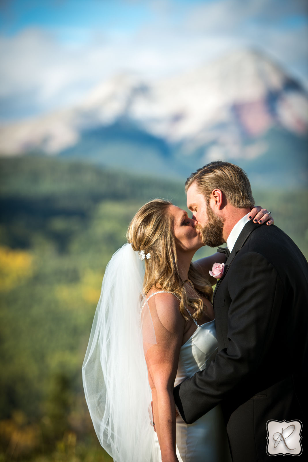 Durango Wedding Portraits