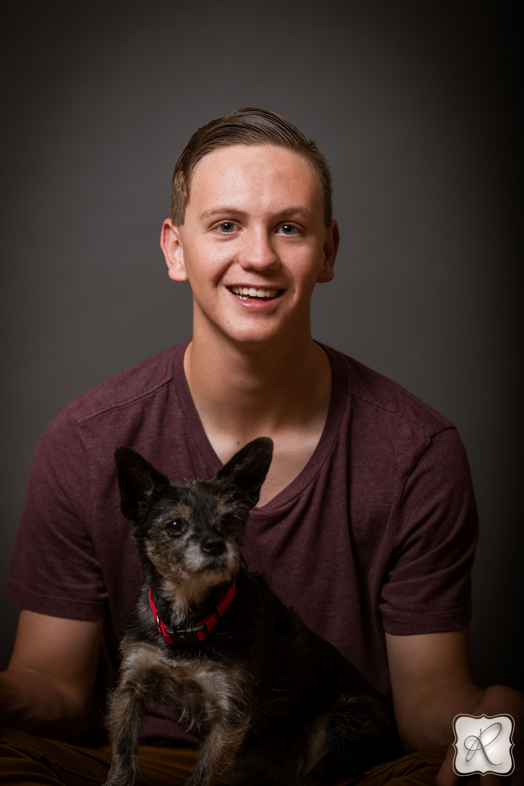 Senior Pictures with Pets