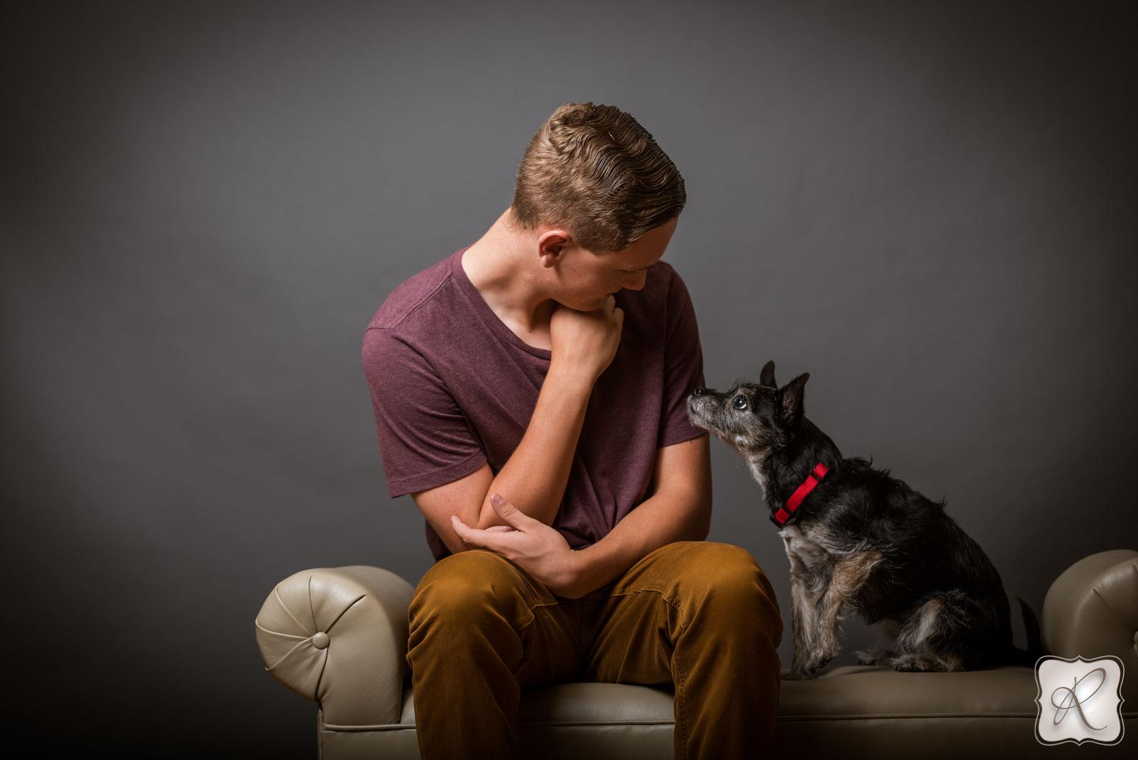 Dog Senior Portaits