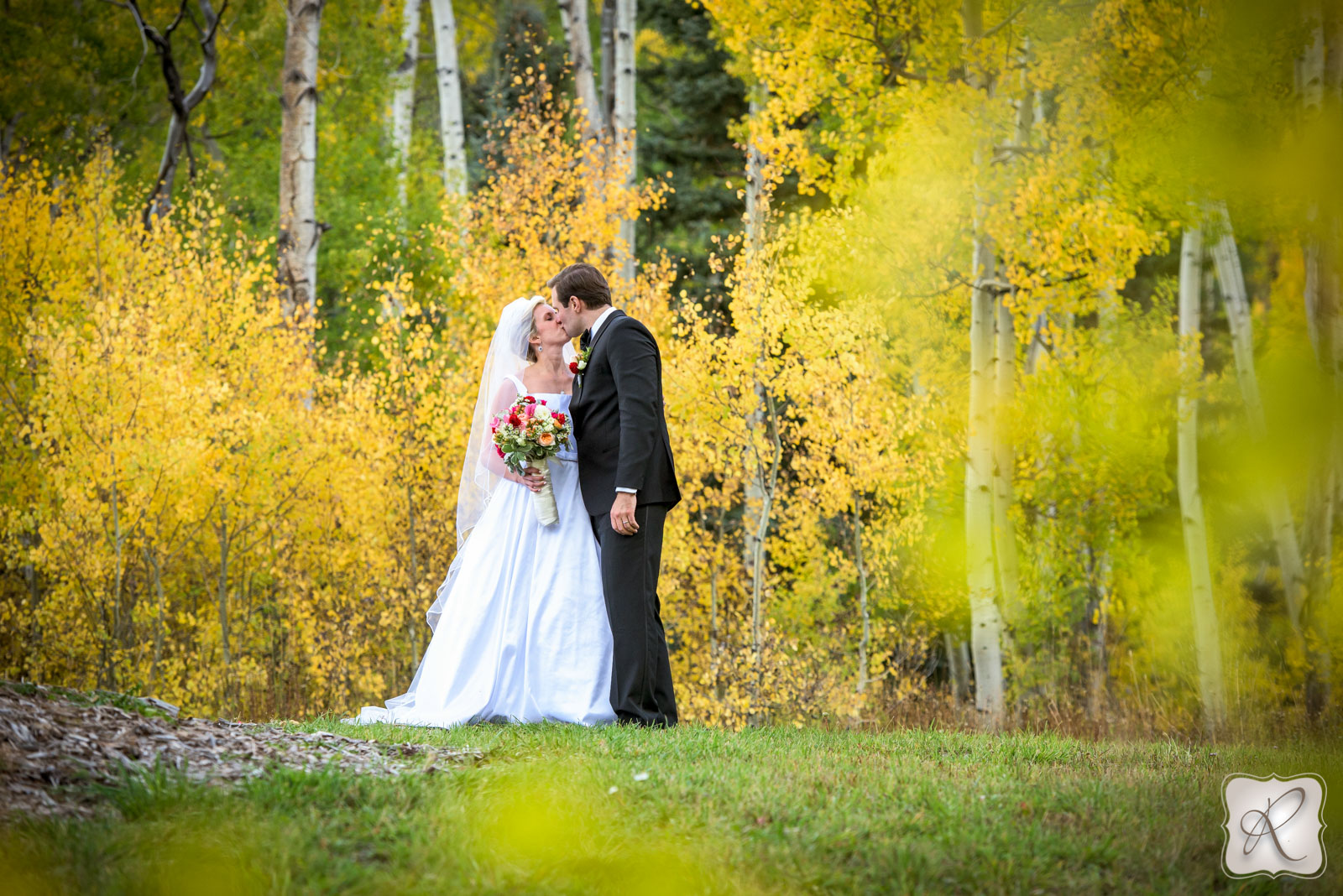 Fall Wedding Durango