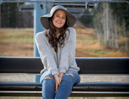 Ellie Duke's Senior Portraits