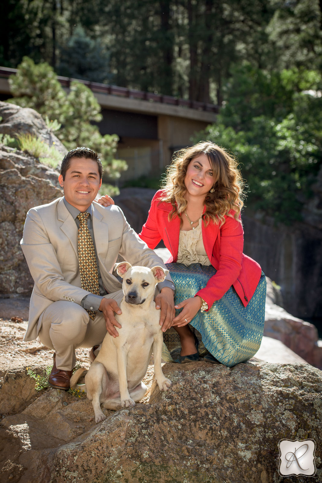 Couple Portraits in Durango