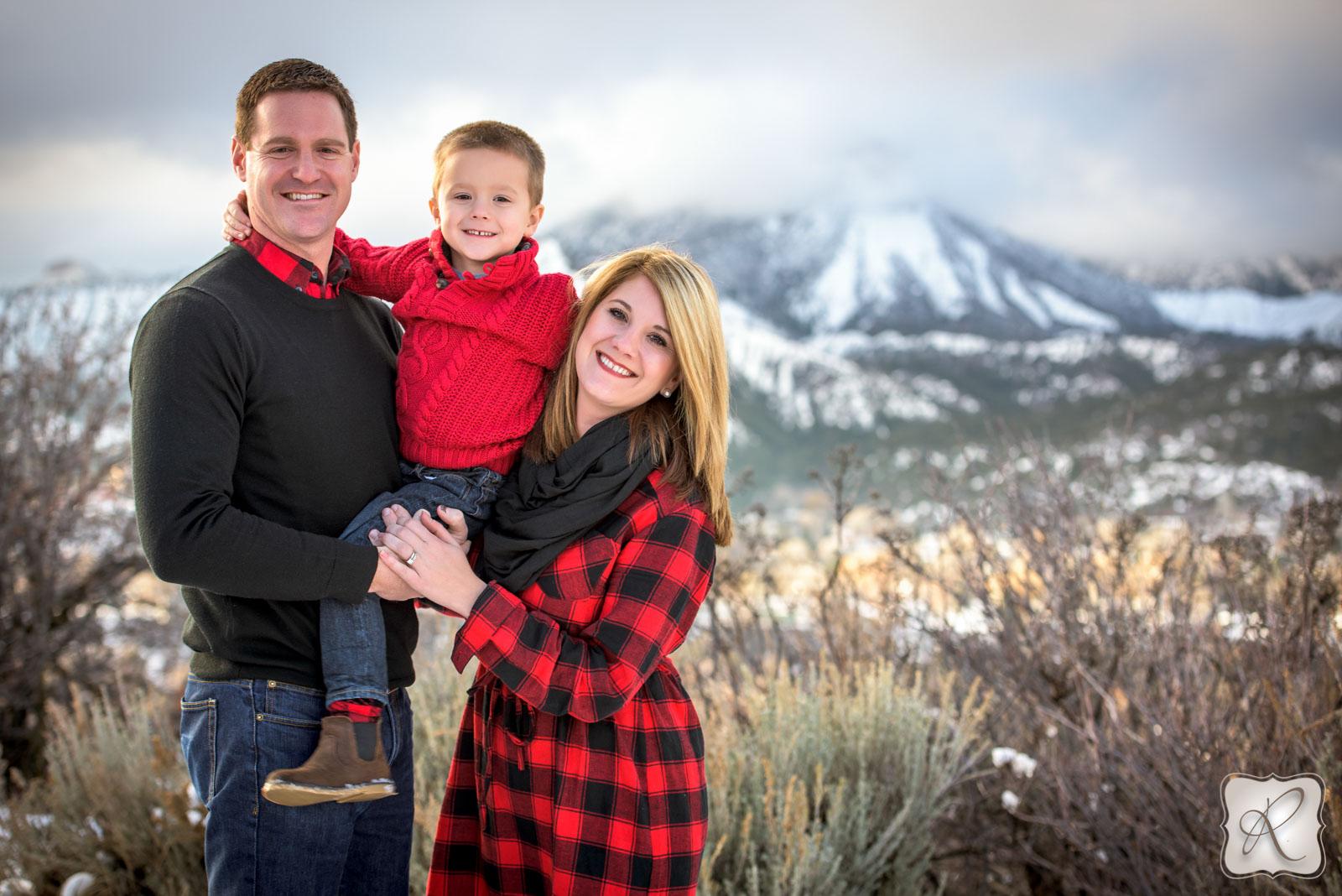 Durango Winter Portraits