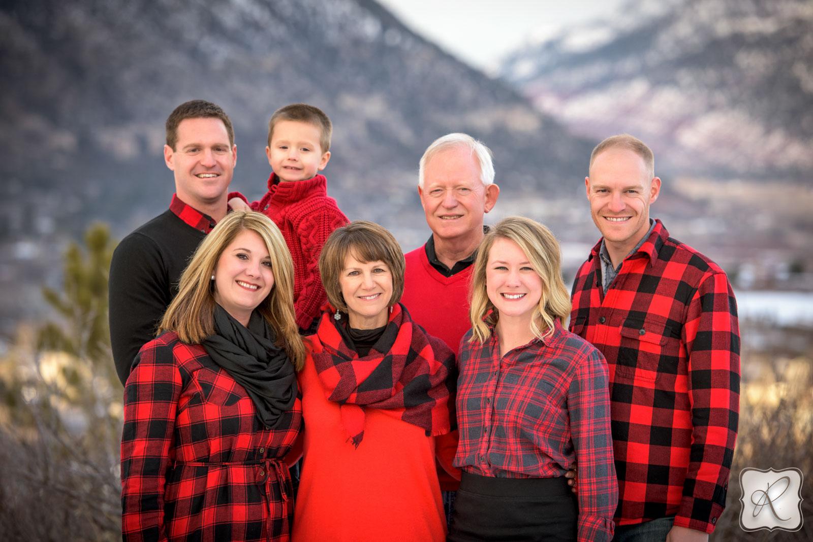Family Pictures Durango