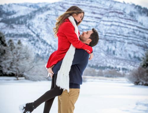 Vanessa & Brandon's Durango Engagement