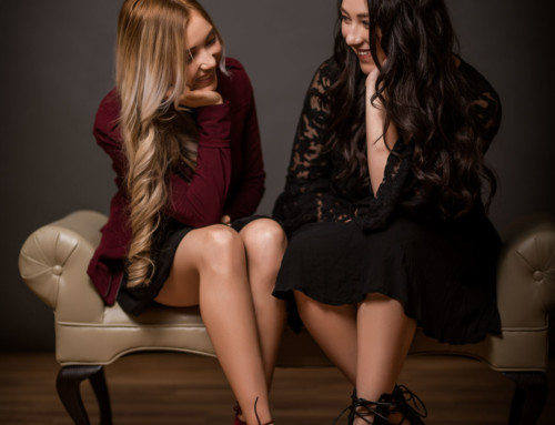 Gabby & Katie's Sister Photoshoot