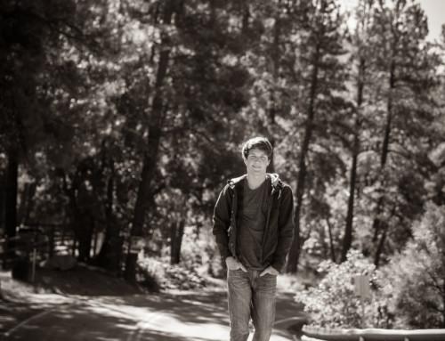 Sam Dippold's Durango Senior Pictures