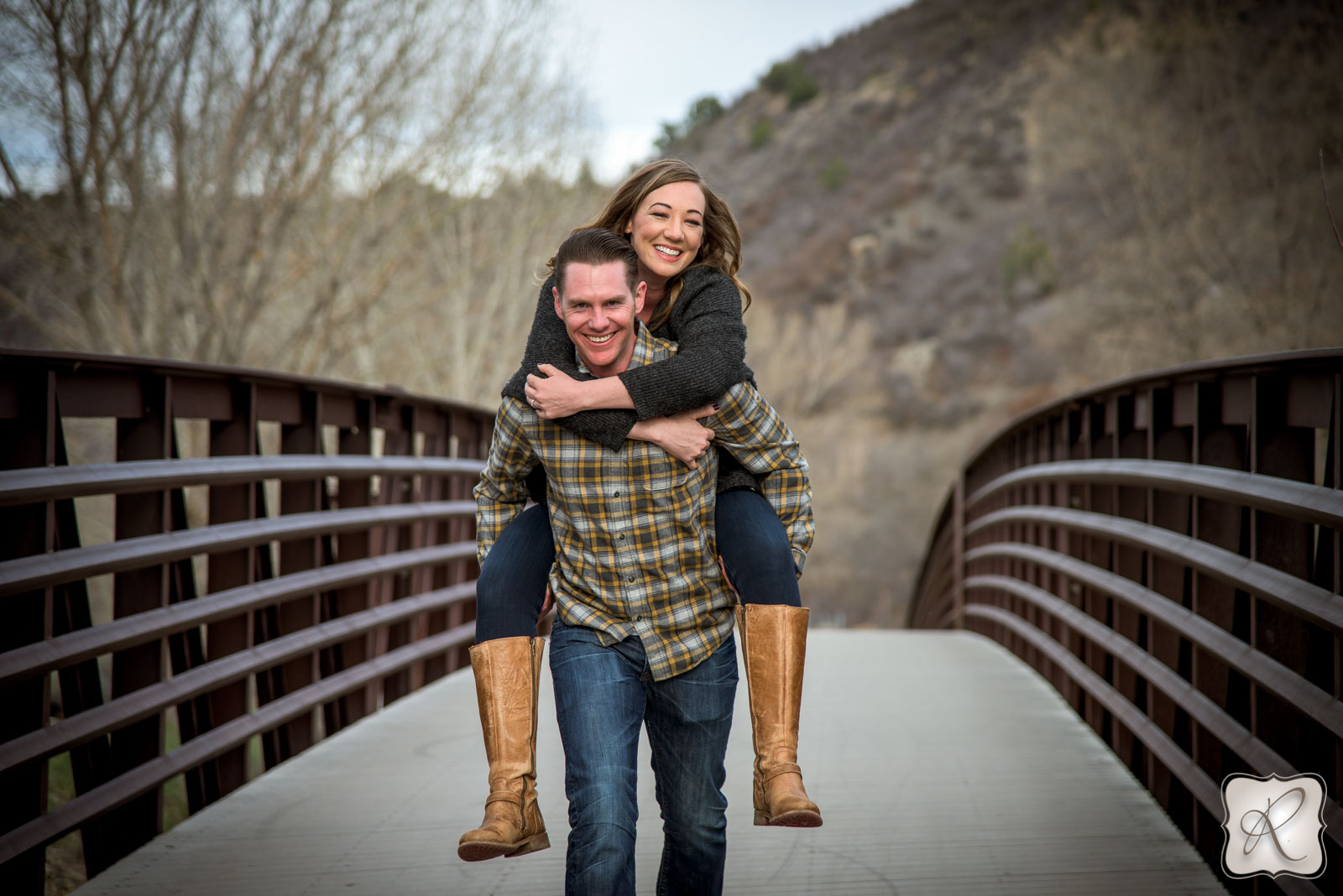 Engagement Portraits Durango