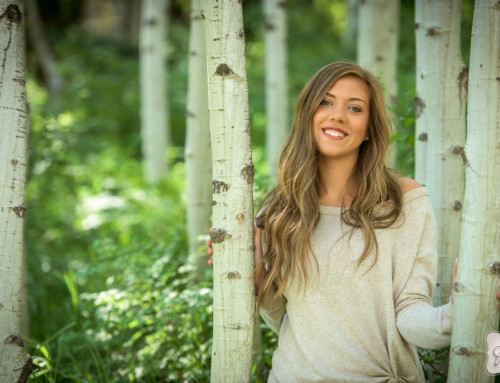 Carly Copeland's Senior Portraits