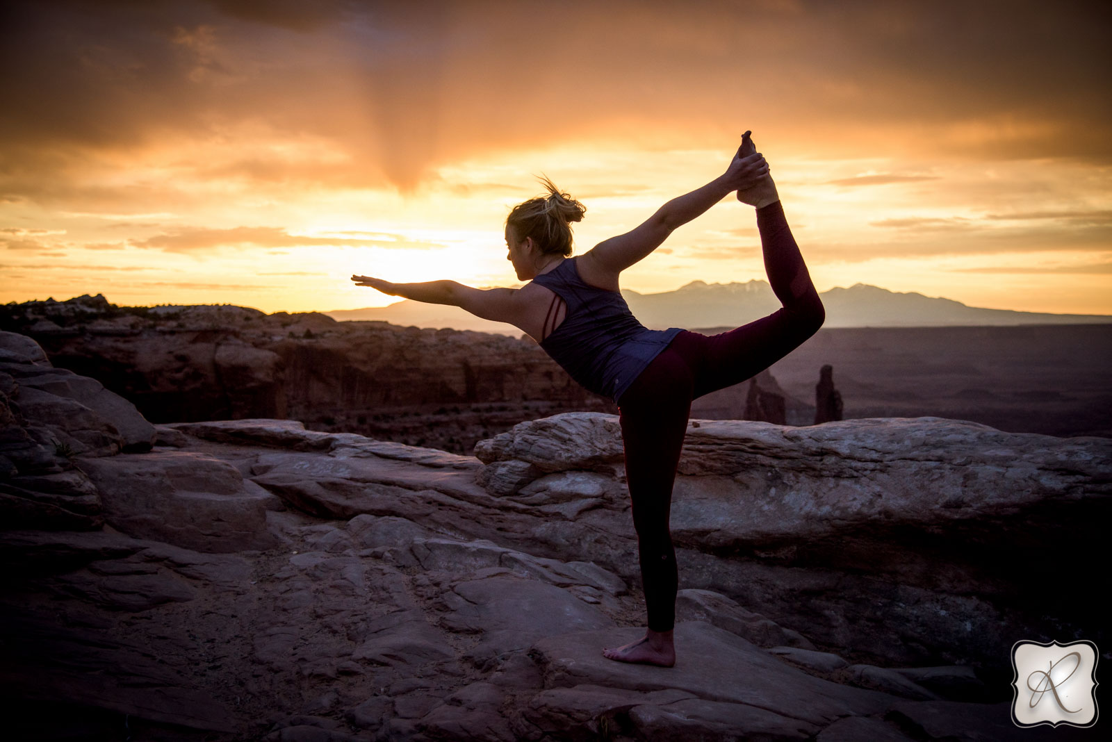 Moab Yoga >> Moab Yoga Shoot