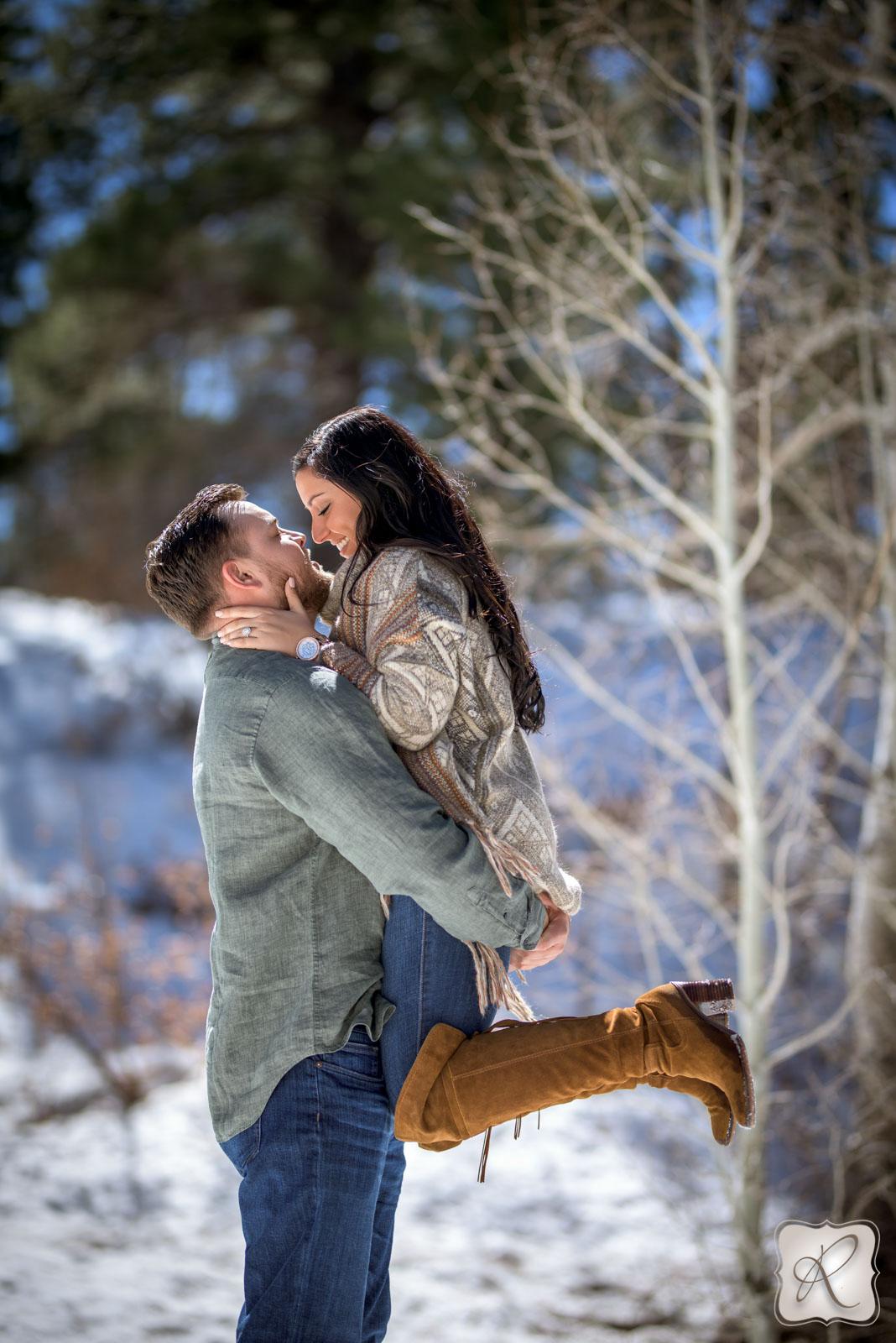 Durango Winter Engagements