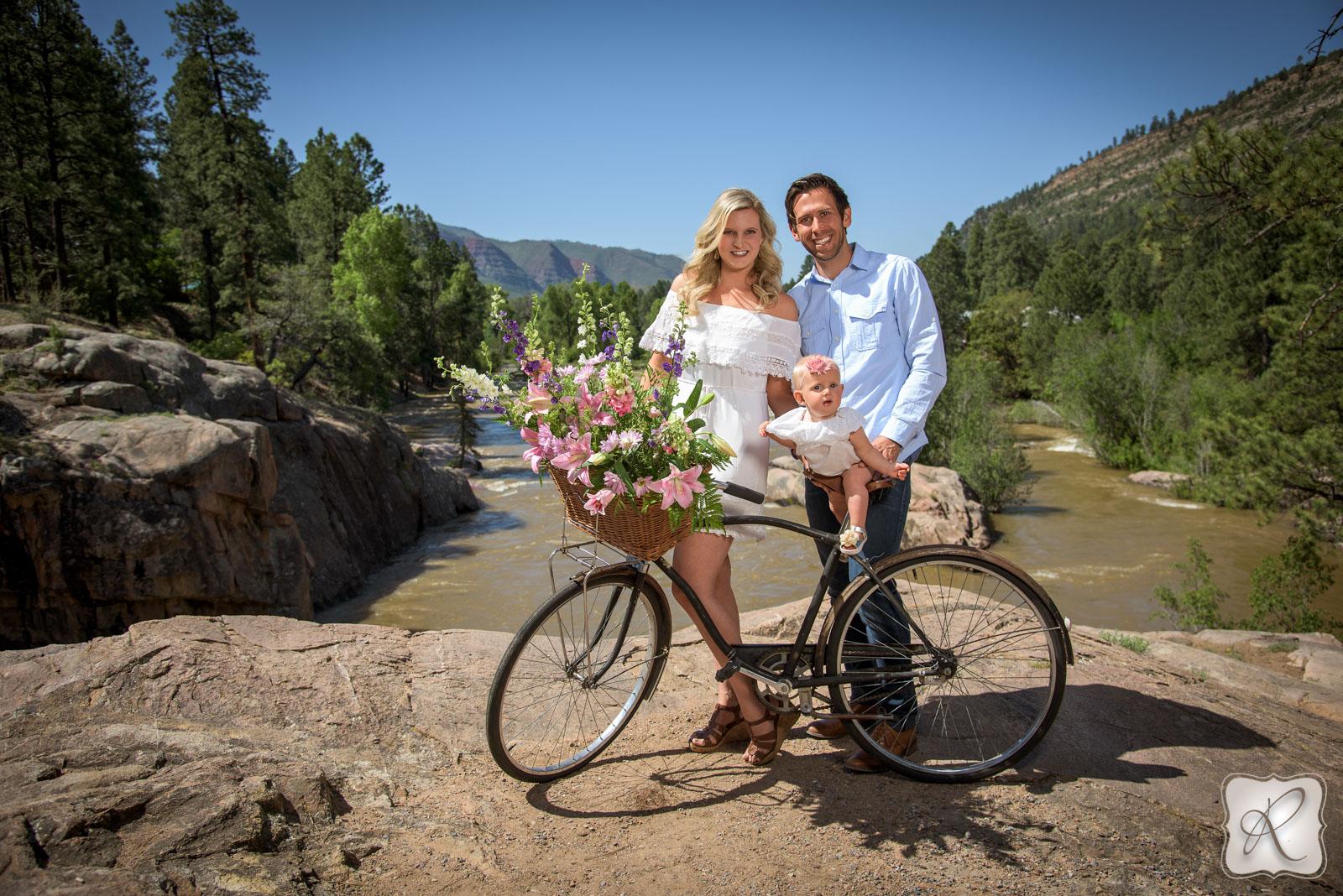 Bike Family Portraits