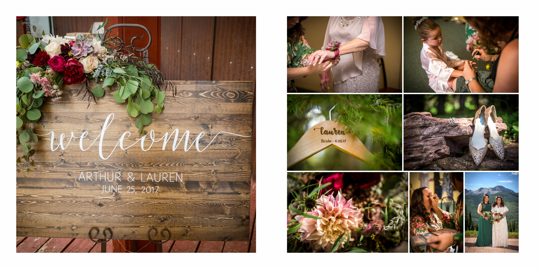 Durango Wedding Details