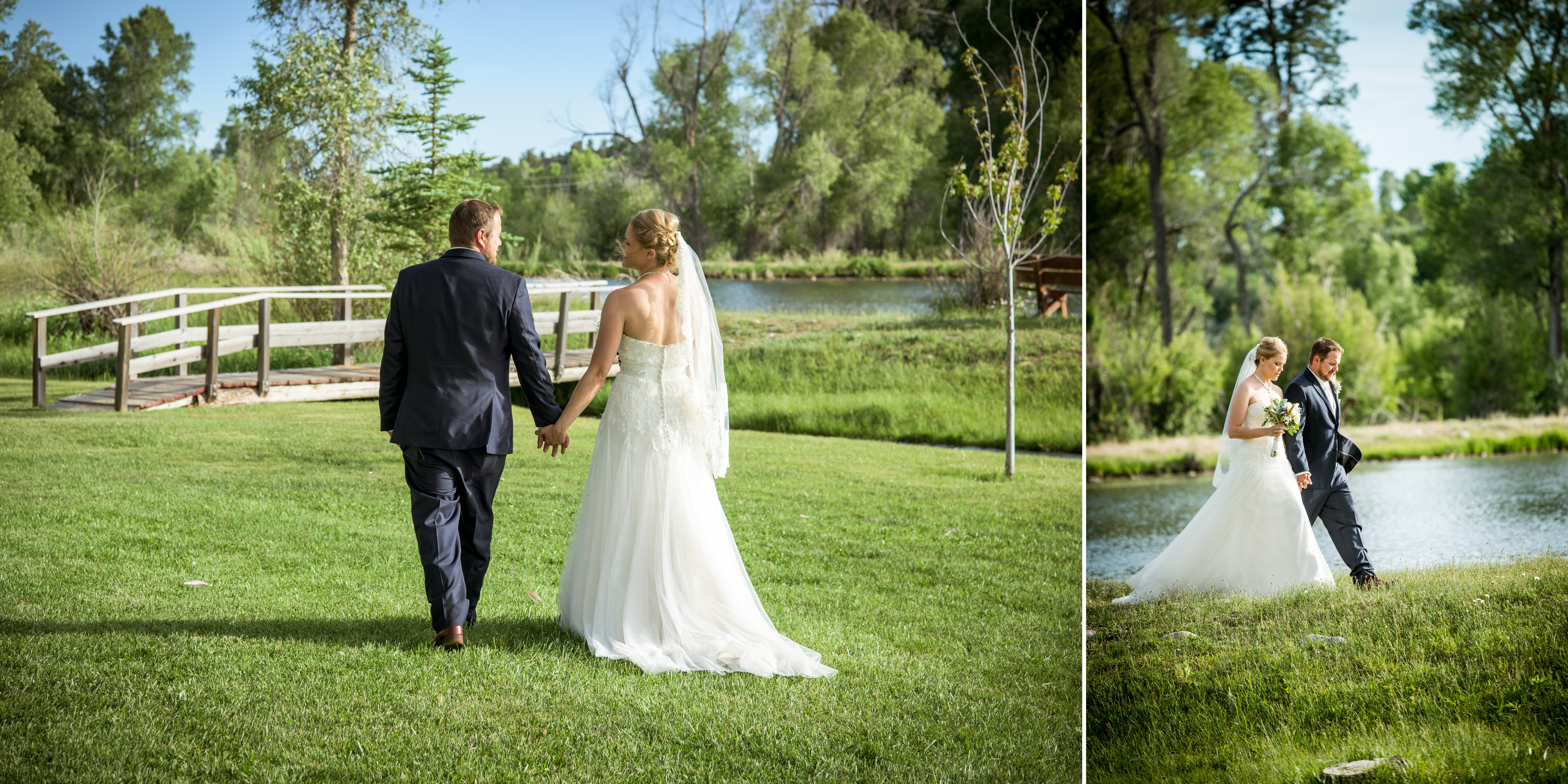 Weddings at LePlatts Pond