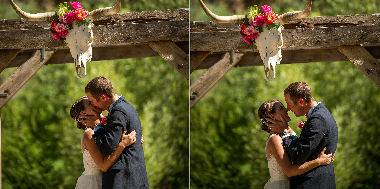 Weddings at Blue Lake Durango