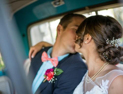 Emily & Drew's Blue Lake Wedding