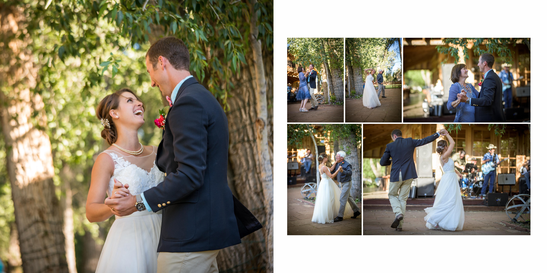 Wedding Dancing Portraits