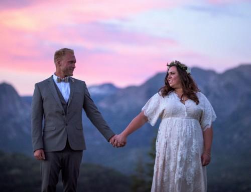 Lauren & Arthur's Durango Mountain Wedding