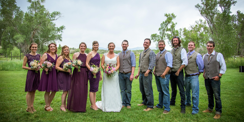 Wedding Party Durango