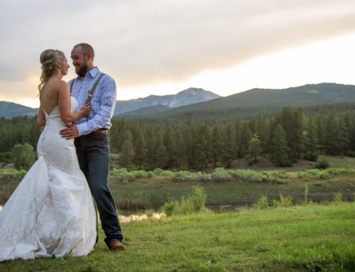 Jenna & Dane's Durango Colorado Wedding
