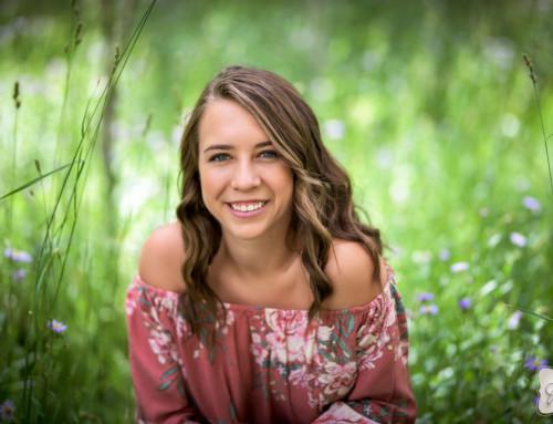 Jenna Beckley's Senior Portraits