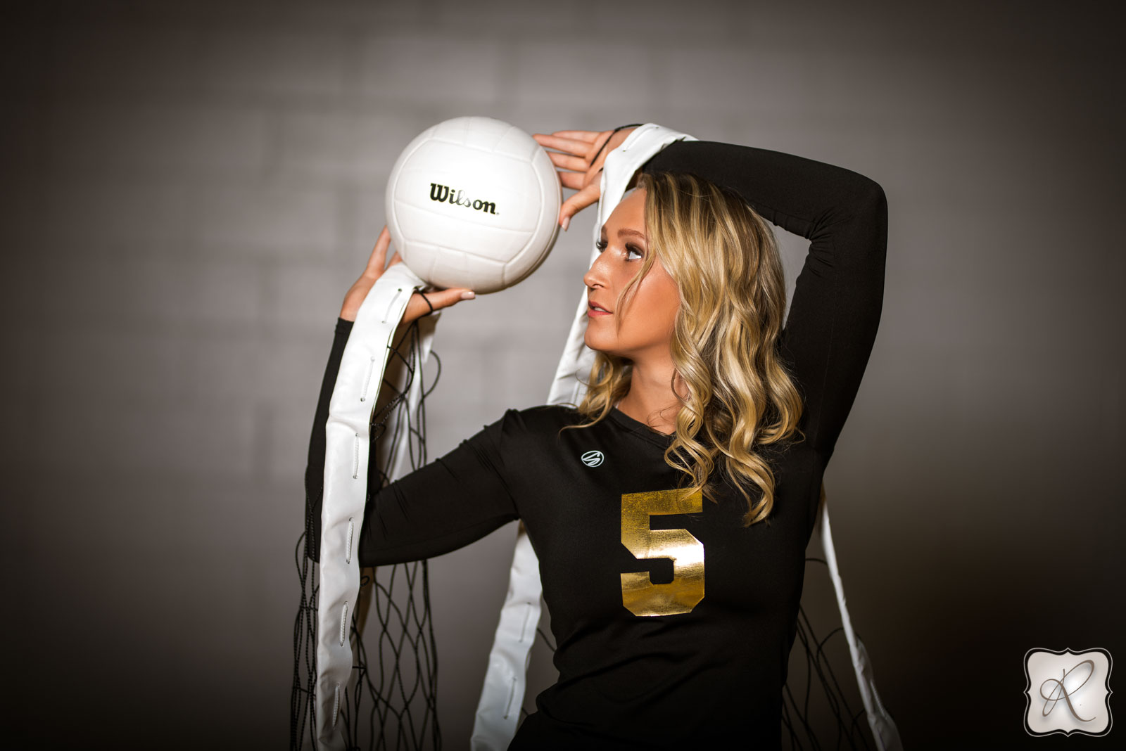 Volleyball Senior Portraits