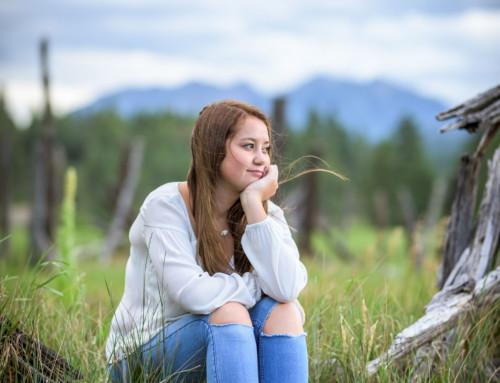 Anastasia Hermesman's Durango Senior Portraits