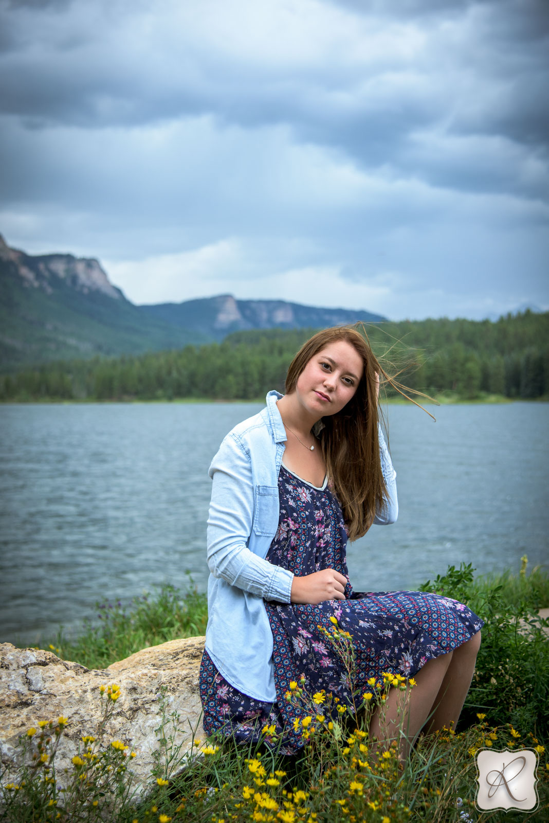 Mountain Senior Portraits