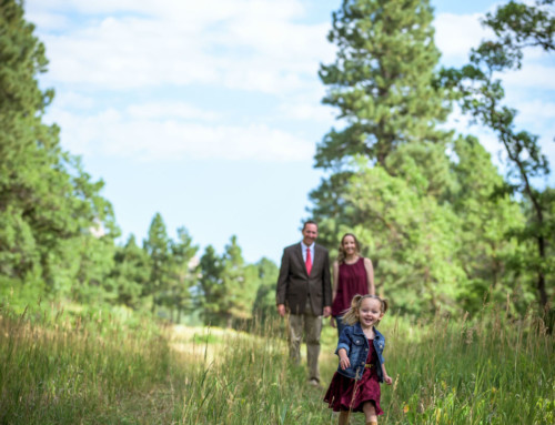 Stasi Family Portraits Durango Colorado