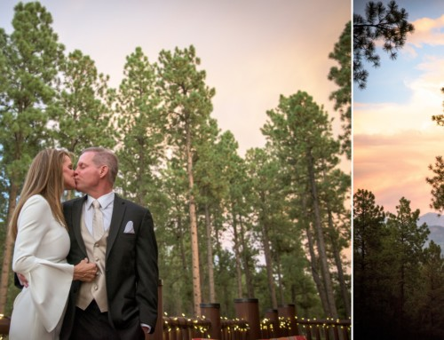 Kelli & Brian's Durango Colorado Wedding