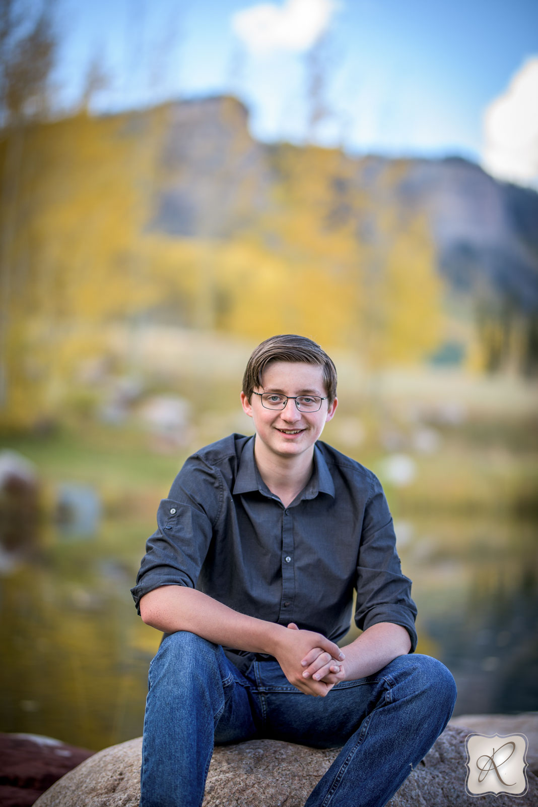 Durango Fall Senior Portraits