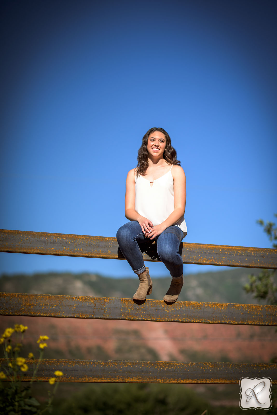 Durango Colorado Senior Portraits By Allison Ragsdale Photography in Durango CO. Friend and Senior Shoot, Durango