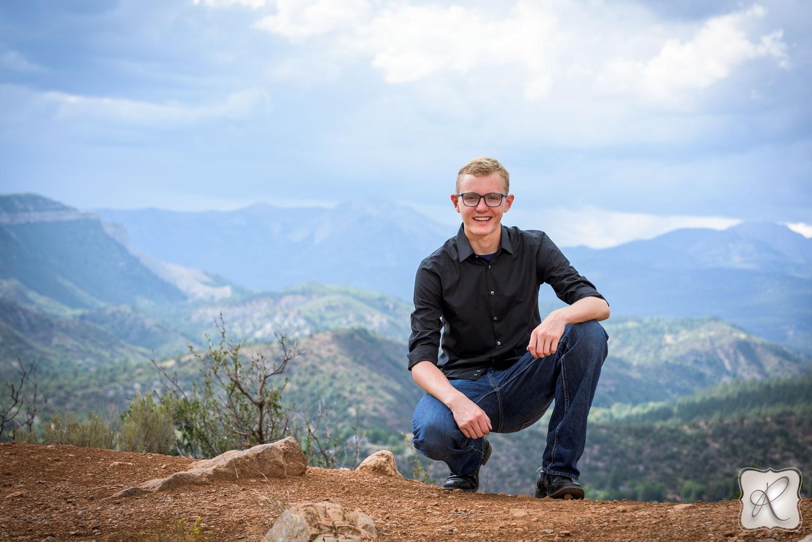 Senior Portraits Durango