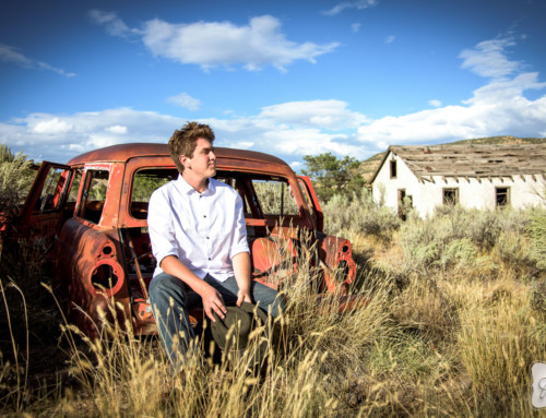 Lyric Hildner's Durango Colorado Senior Portraits