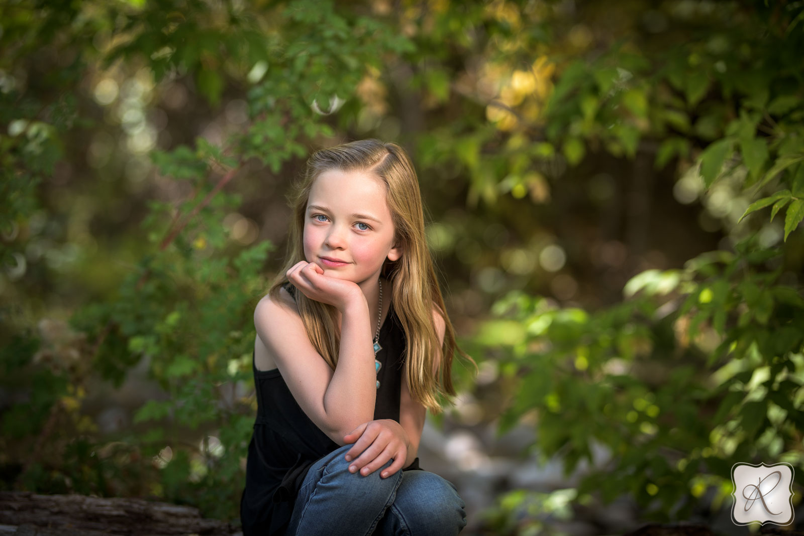Professional portraits in Durango Colorado
